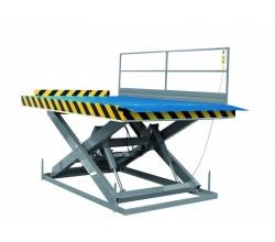 Подъемный стол Pfaff HTV-E PROLINE
