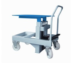 Передвижной подъемный стол Pfaff HW 10